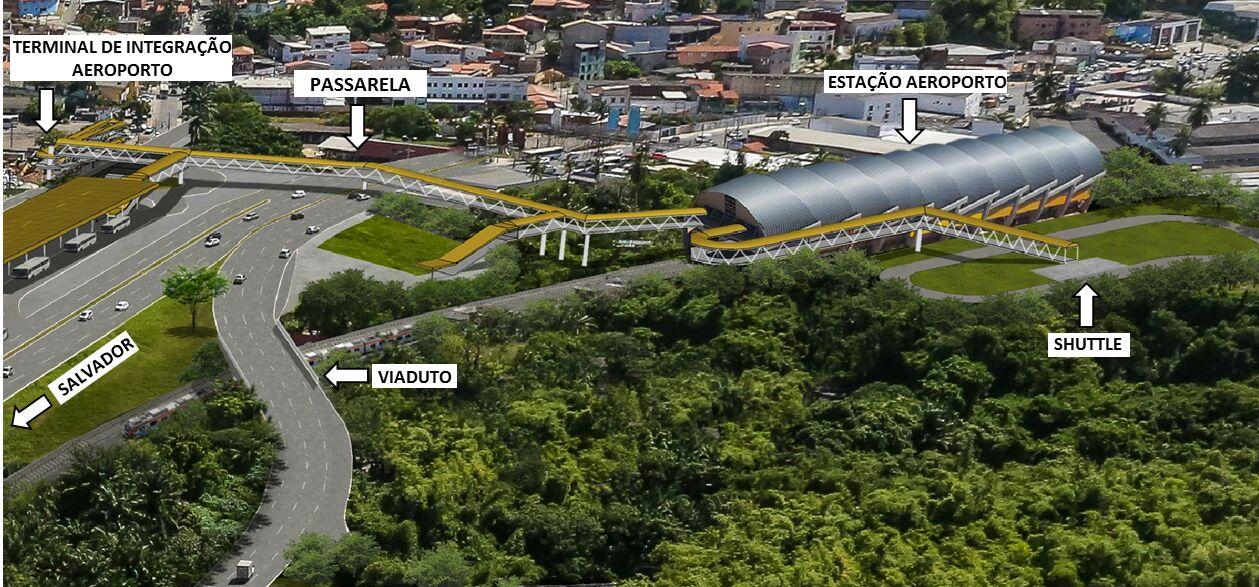 Transtornos das obras do metr� ser�o minimizados pelos benef�cios de um transporte seguro e de qualidade, afirma Moema.